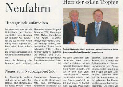 """""""Der Monat"""" Ausgabe 10 - Oktober 2015"""