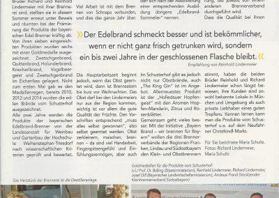 """""""Neufahrner Echo"""" Ausgabe 7 - 2016"""